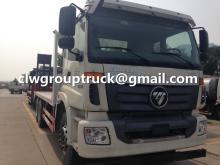 FOTON AUMAN 6 X 4 Flatbed परिवहन ट्रक