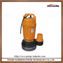 Vertical three phase sewage submersible electric mini water pump