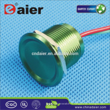 Daier PZ19-10 19mm Piezo Interrupteur