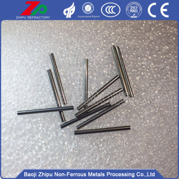ASTM B777 99.95% pure tungsten rods/bars