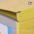 Kundenspezifische chinesische Nudelverpackungspapierkästen mit Fenster