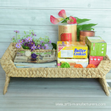 Hot sale for Woven Storage Baskets Weaving Banana Leaf Pet House export to South Korea Factory
