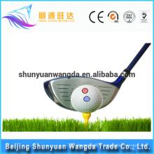 Prix de gros de haute qualité tête de conducteur de golf 2014 moderne belle conception de client conception de golf tête de club de fer