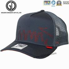 Men / Women Adjustable Rhinestone Running Sports Mesh Hat Trucker Cap