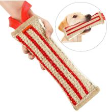 Brinquedo interativo da mastigação do cão