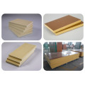 9-12mm Density 0.5g/cm3 Solid Rigid WPC PVC Celuka Foam Board for Portable Toilet Making