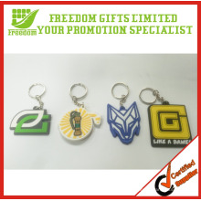 Promotional Customized Soft PVC Keychain