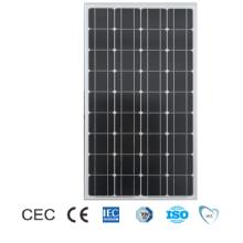 Painel solar de 100W Mono com certificado de TUV & CE