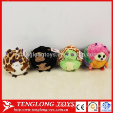 coin box round money box plush money pot