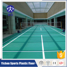 Good waterproof indoor plastic flooring factory