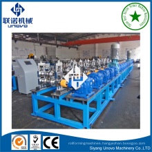 solar pv racking c section strut support making machine