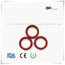 Custom Design Cheap Translucent Food Grade Sealing Silicone O Ring