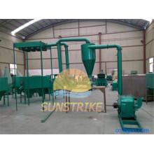 2015 gut verkaufen Stroh/Palm Fiber Hammermühle mit gutem Preis