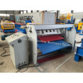 Automatic Steel Panel Flatting And Cutting Machine