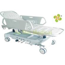 Civière hydraulique pour le transport des patients
