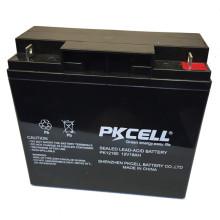 La batería de coche CALIENTE de la venta 12V 18Ah MF (mantiene-libre) selló la batería del gel del ácido de plomo 12v 18ah