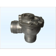 Piezas de la válvula del colector de polvo de fundición a presión de aluminio