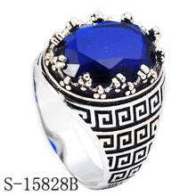 Ювелирные Изделия Драгоценной Камня 925 Серебряное Кольцо