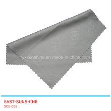 Paño de microfibra para gafas de tacto suave (SCE-008)