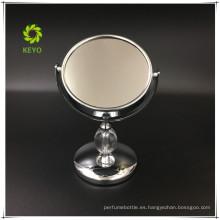 2017 nuevos productos calientes que magnifican el espejo del maquillaje de la tabla