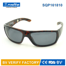 Sqp161810 Wenzhou Factory Laster Design Sport Sunglasses with Magnetic