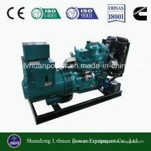 Lvhuan 10-100kw Diesel Power Plant Generator