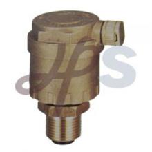 Válvula de ventilação de ar de latão para sistema de aquecimento