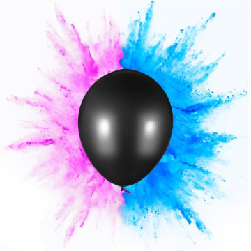 Gender Reveal Balloon with Confetti or Powder