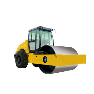 Vibratory Single Drum Road Roller Hire