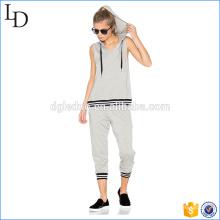 Vsrsity мышцы толстовки дамы Gym спортивная одежда толстовки и брюки наборы