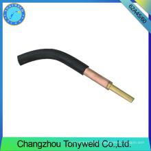 Pièces de torche de soudage Tweco 200A col de cygne 62A45 / 62A60