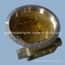 Navy Use Brass Lighting Part Die Casting