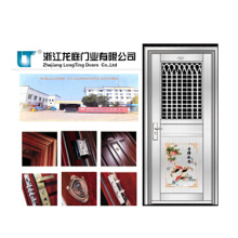 2015 Hot Sell Seamless Stainless Steel Door
