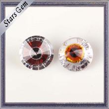 Mode Style haute qualité Multi-Color Cubic Zirconia Gemstone