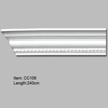 로프 디자인 폴리우레탄 크라운 몰딩