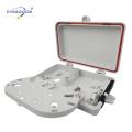 FTTH04C SC FC ST adaptador mini 4 núcleos caja de distribución de divisor a prueba de agua al aire libre