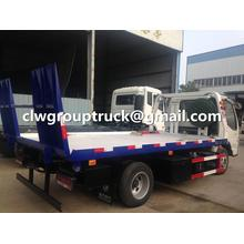 JAC Flatbed Road Wrecker Truck