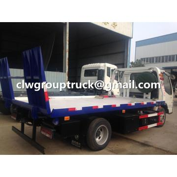 JAC berkatil rata Road Wrecker Truck