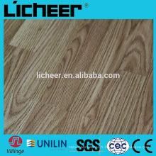 Fabricants de planchers en stratifié Chine 12.3mm effet effet cristal sol stratifié sol en plastique