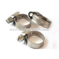 quick release  pipe stainless steel clamp