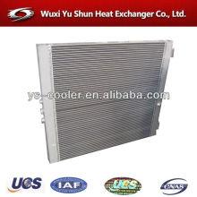 Resfriador de óleo de alumínio