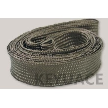 Texturized Basalt Fiber Braided Sleeve
