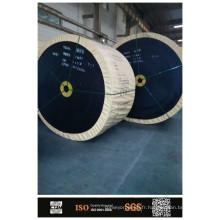 Bande transporteuse en caoutchouc Nylon Nn1500/5