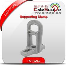 Abrazadera de suspensión de soporte y fijación de aluminio de alta calidad