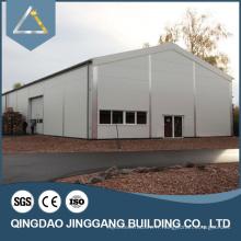 SGS Structure en acier certifié Hangars de toit Hangar Bâtiments