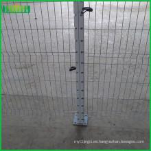 Precio de fábrica barata y fina 5x10cm soldada valla de malla de alambre