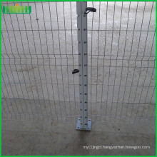 Factory price cheap and fine 5x10cm welded wire mesh fence