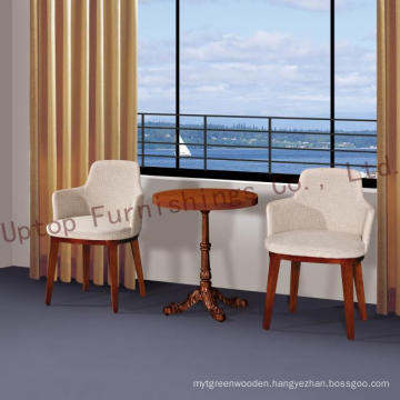 Upscale Wooden Hotel Restaurant Dining Furniture Set (SP-CT357)