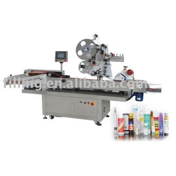 Горизонтальный сервоавтоматический автоматический этикетировочный станок XT-2000-II / Этикетировочная машина для склеивания этикеток