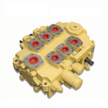 Excavator parts hydraulic directional control valve